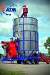 Зерносушилка мобильная
