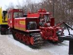 Лесохозяйственный трактор ЛХТ-100А-06
