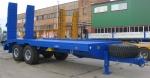 Прицеп платформа трал 2ПП-10Ц