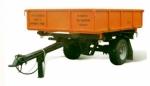 Полуприцеп тракторный самосвальный ПСМ-2,5