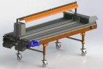Стол роликовый (переборочный) СР-3000/СР-4500